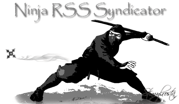 компонент ninja rss syndicator